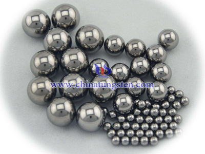 tungsten alloy spheres picture
